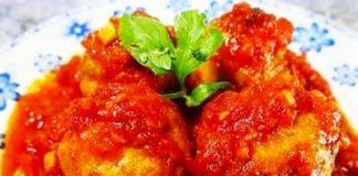 Receta-de-albondigas-caseras-en-salsa1