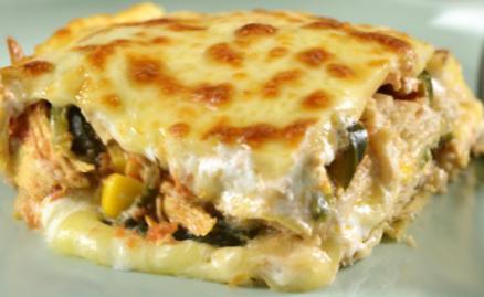 Pastel Azteca Con Pollo Recetas De Mama