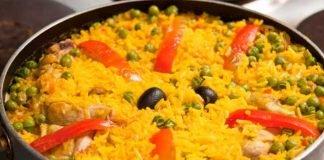 arrozconpollo